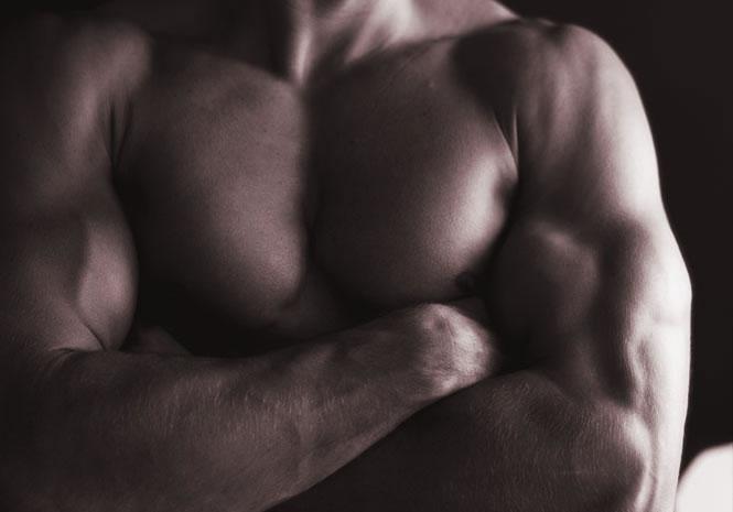 arms ypertrofia