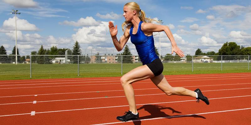 intense interval training workout