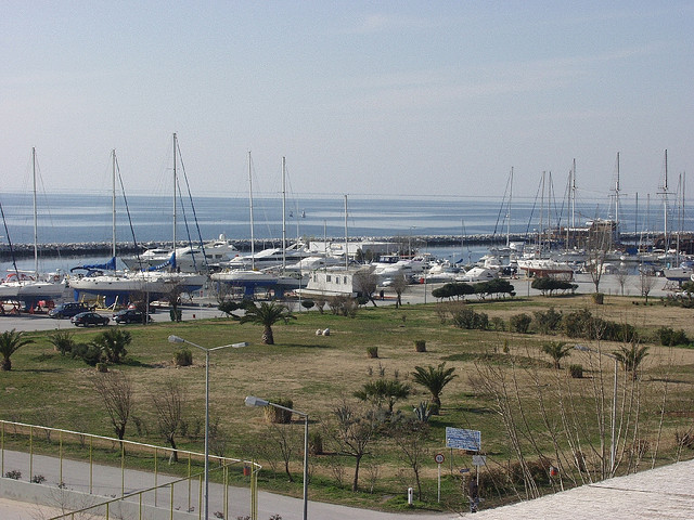 marina aretsou