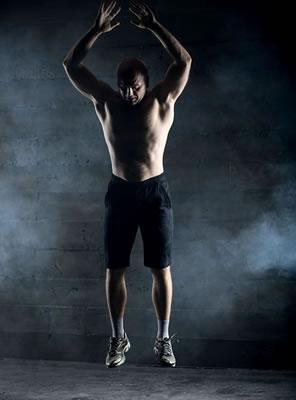 training jump