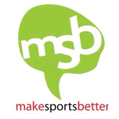 Make Sports Better